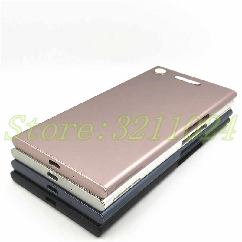 watch d5cc1 43023 New Original 5.2'' Metal Battery Housing Door Back Cover Case For Sony  Xperia XZ1 G8341 G8342 Battery Door Back Cover Housing