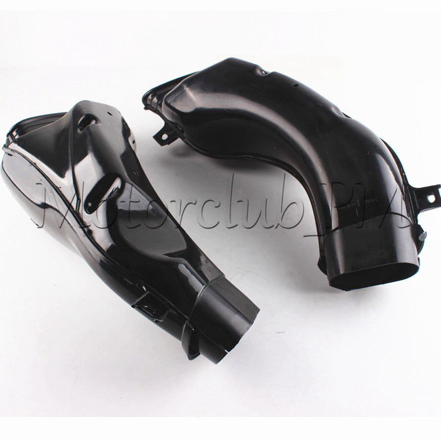 Motorcycle Ram Air Intake Tube Duct For Suzuki GSXR1000 2001 2002 K1 ABS Plastic Black High Quality new motorcycle ram air intake tube duct for suzuki gsxr600 gsxr750 k11 2011 2012 abs plastic black
