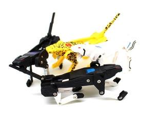 Image 5 - Hot sale plastic toy USB Flash Drive pen drive 64GB 32GB 16GB U disk pendrive 4GB 8GB memory stick Transformers robot Dog