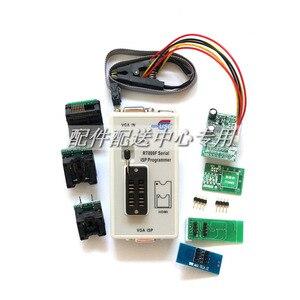 Image 2 - RT809F Programmer +7 Adapters+SOP16 SOP20 IC Clip Motherboard Reader LCD BIOS ISP/ USB/ VGA w/ Engilsh Softerware