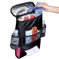 Hot New Food Beverage Storage Organization Outdoor Insulated Container Basket Picnic Lunch Dinner Bag Ice Pack