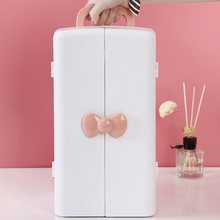 A1 Dormitory cosmetics storage box table top dressing table
