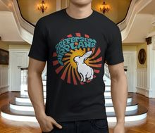 New Popular Jefferson Airplane Rock Band Legend Mens Black T-Shirt Size S-3XL Shirt Cotton Hight Quality Man T