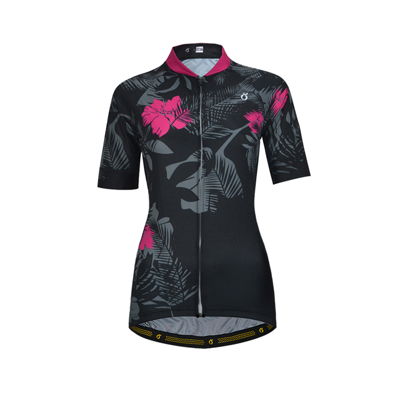 EMONDER Women s Cycling Jersey Summer Short Sleeve MTB Road Bike ... 510bdad48