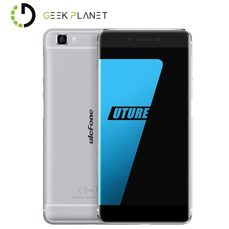 bilder für Ursprüngliches Ulefone Zukunft Seitlich montierten Touch ID Helio P10 MTK6755 1,95 GHz Octa-core 5,5 Zoll FHD Bildschirm 4 GB/32 GB 4G LTE Smartphone
