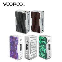 Original 157W VOOPOO DRAG TC Box MOD With Max 157W Output Fastest Fire Speed E Cig