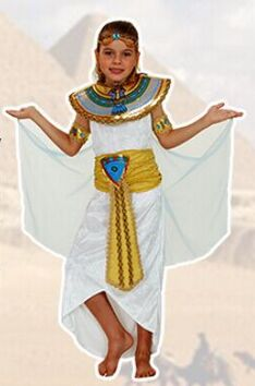 CaGiPlay kid Children Egyptian Pharaoh Cleopatra Adult Costumes Halloween Cosplay Gir Costume Egypt Princess Prince Family Party
