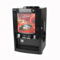 1pc Milk tea coffee machine hot beverage machine drinking fountains household small desktop automatic instant coffee machine