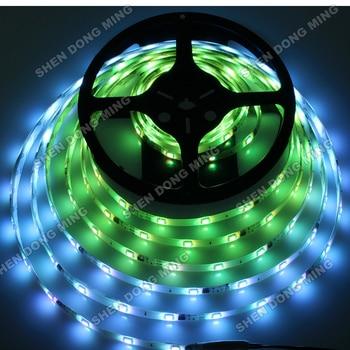 15m/lot Changeable Color DC12V RGB LED Strip WS2811 30leds/m LED Pixel Strip Light Waterproof IP65 WS2811 digital led ribbon
