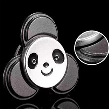 2017 Panda Ceramic Hybrid Bearing Hand Spinner Toy Kirsite EDC Fidget Toy For Autism and ADHD Stress Spinner Toy