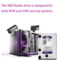 WD Purple 1TB Surveillance Internal Hard Drive