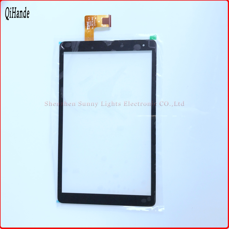 New Touch Screen For WanJ WJ1857-FPC V6.0  Touch ScreenTouch Panel Parts Sensor Touch Glass / TG101T-TCL_U3A_10_WIFI TOUCH