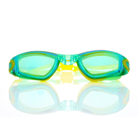 Waterproof Anti Fog Four Colors Choices New Men Outdoor Swim Pool Adjustable Swimming Glasses Eyeglasses Goggles