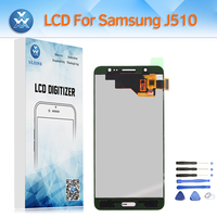 Adjust Brightness LCD Screen For Samsung Galaxy J510 J5 2016 SM J510FN LCD Display Touch Digitizer