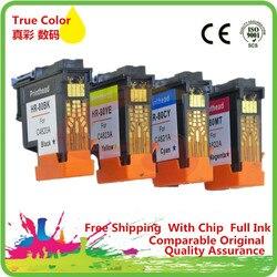 Regenerowane głowica drukująca do HP80 80 C4820A C4821A C4822A C4823A Designjet 1000 1055 1050 drukarka atramentowa
