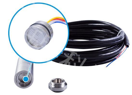 Trasmettitore di livello di ingresso 4-20mA integrato al silicio diffusione di trasmettitore di livello del sensoreTrasmettitore di livello di ingresso 4-20mA integrato al silicio diffusione di trasmettitore di livello del sensore