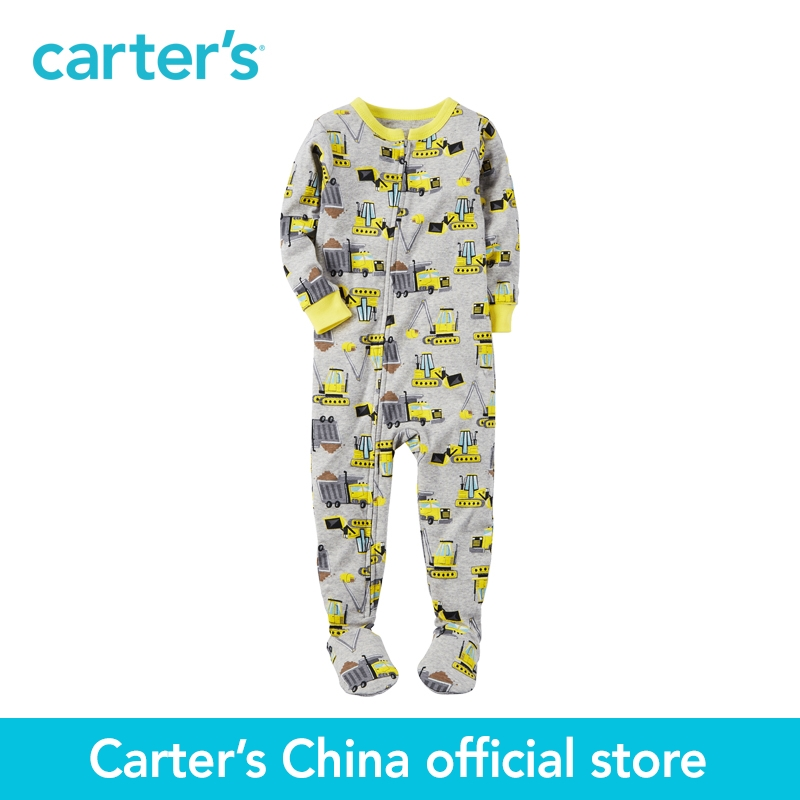 Carter s 1pcs baby 1 Piece Snug Fit Cotton PJs 321G347 sold by Carter s China