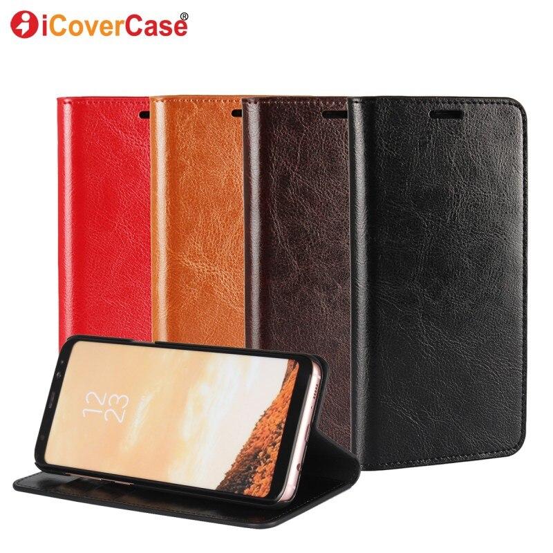 bilder für Für Samsung Galaxy S8 Plus Abdeckung Fall Flip Brieftasche Luxus Leder tasche für Samsung S8 S 8 Coque Fundas Capa Carcasas Hoesje Etui