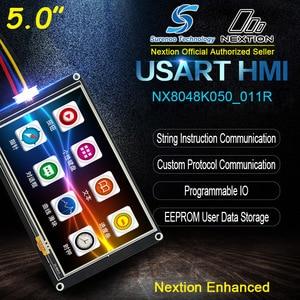 "Image 2 - 5.0"" NX8048K050 Nextion Enhanced HMI USART UART Serial Resistive Touch TFT LCD Module Display Panel for Arduino Raspberry Pi"