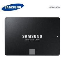 SAMSUNG SSD 850 EVO 120 GB 250 GB Dahili Katı Hal Disk HD Sabit Disk SATA 3 2.5 Dizüstü Masaüstü PC için 120 GB 250 GB 120G 250G