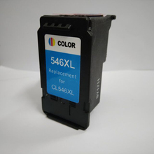 Vilaxh CL546 COLOR compatible ink cartridge for canon CL-546 For Canon PIXMA IP2800 IP2850 MG2400 MX490 MG3050