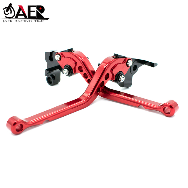 JEAR CNC Motorcycle Adjustable Brake Clutch Lever for DUCATI MONSTER M400 M600 M620 M750 M750IE M900