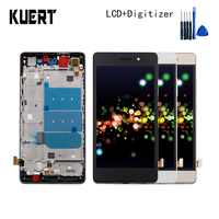 High Quality For Huawei P8 Lite ALE L04 ALE L21 Touch Screen Digitizer LCD Display Assembly