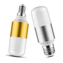 1PCS E14 led E27 bulbs 6SMD 8SMD 10SMD 2835 5W 7W 9W for Home Living Room LED Light 85-265V Warm White