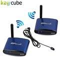 PAT530 200 M 5.8 Ghz Digital STB Dispositivo de Compartilhamento Sem Fio de Áudio e Vídeo Receptor Transmissor Sem Fio AV Para DVD DVR IPTV CCTV 5.8G