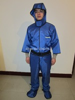 0 35 Mmpb X Ray Protection Suits Full Body Clothing Nuclear Radiation Coverall