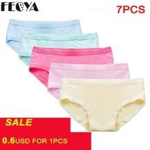 7pcs/5pcs briefs panties for women Girl Cotton Comfort Intimates  Low-Rise Sexy brief lingerie Underwear shorts
