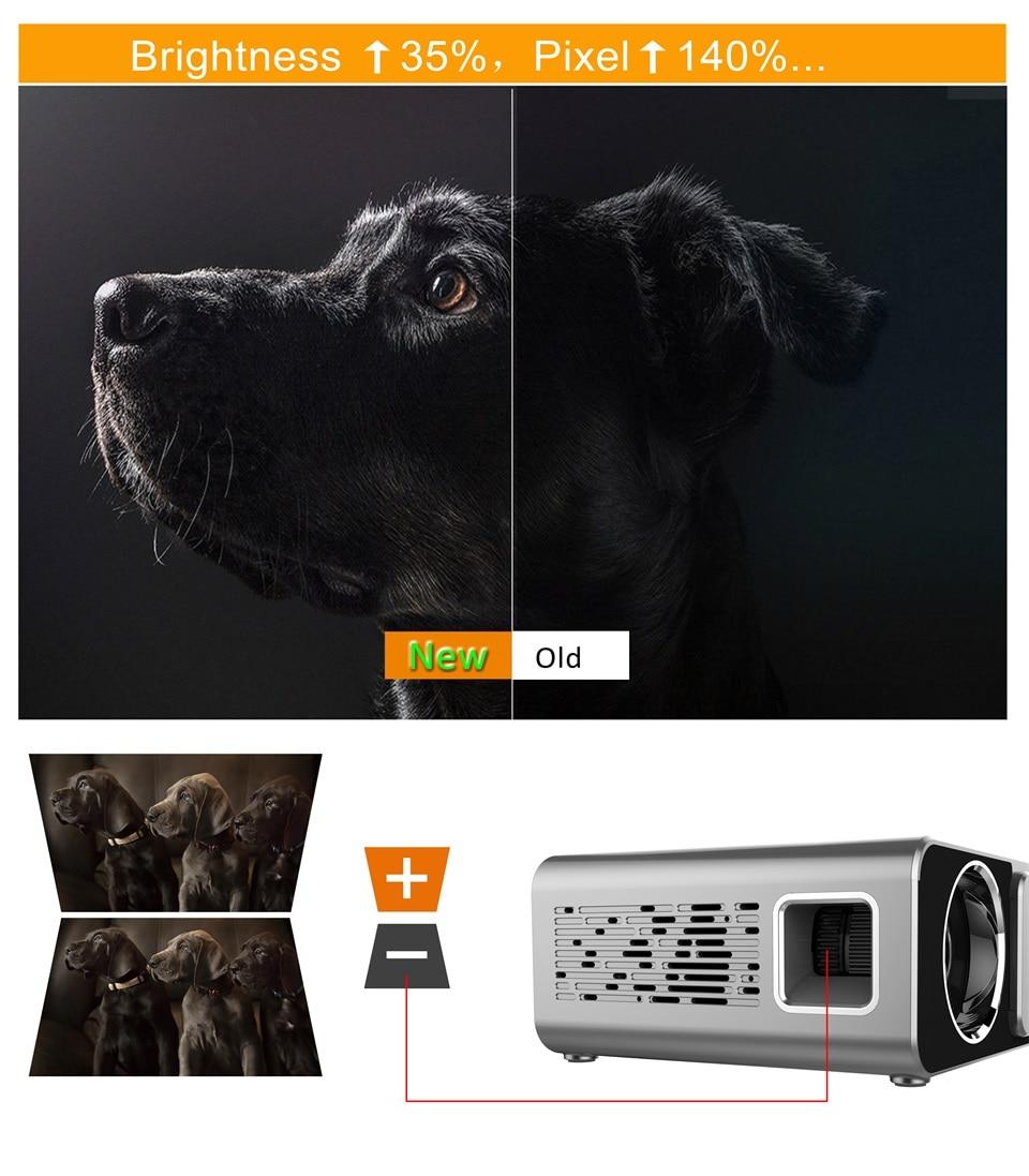 HD projecteur support pour 18