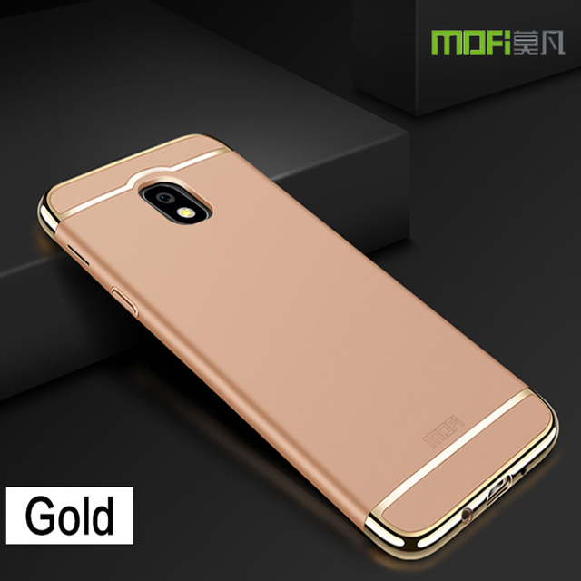 separation shoes eb26e b88bf US $8.08 7% OFF|Fitted Case for Samsung Galaxy J7 J 7 Pro 2017 730 J730 SM  J730G/DS J730G/DS SM J730GM/DS J730GM/DS MOFi PC back cover hard case-in ...