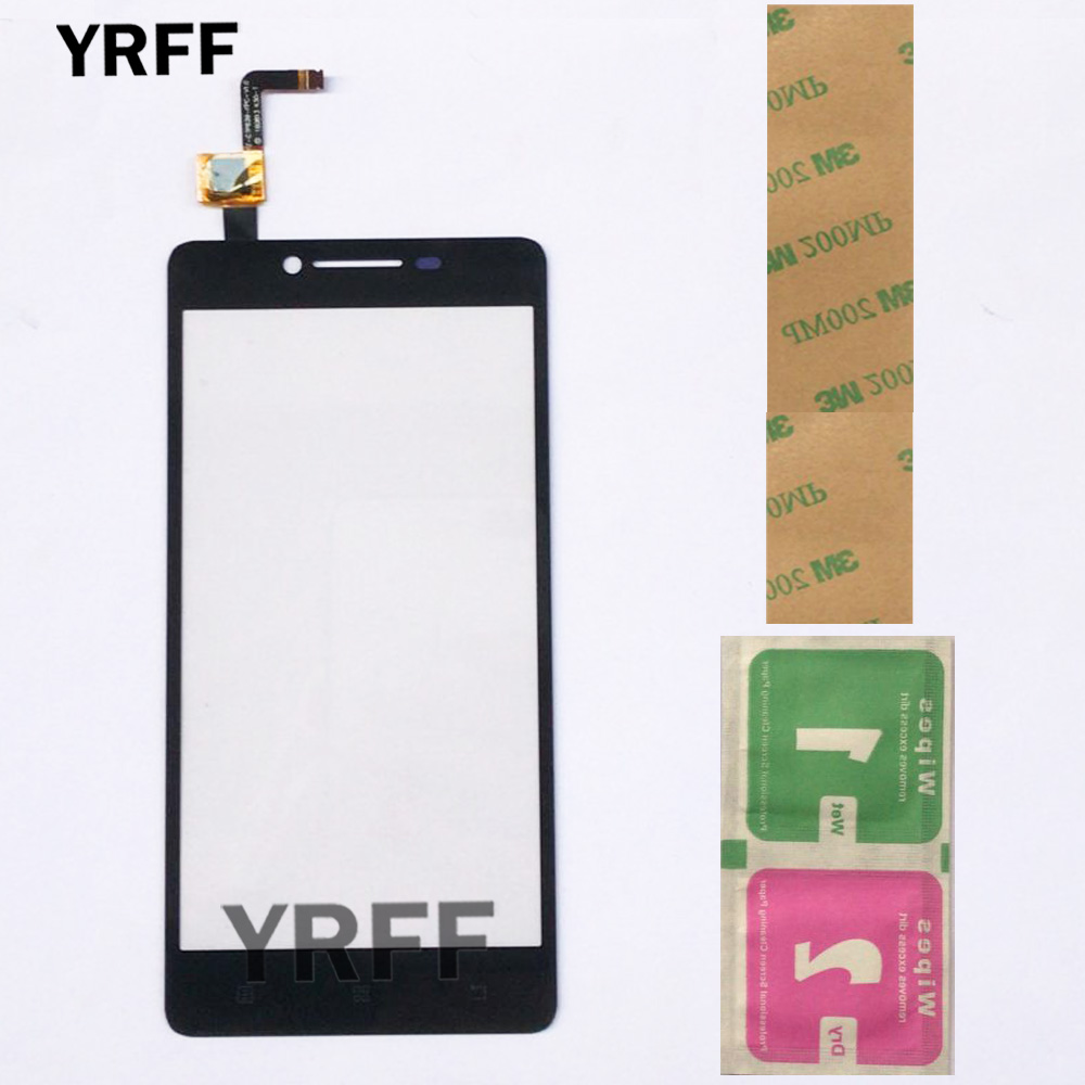 5'' Mobile Touch Screen Panel For Lenovo A6000 K3 K30t Touch Screen Sensor Front Digitizer Glass Touchscreen Repair TouchScreen