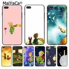 Maiyaca Pangeran Kecil Mewah Rubber Phone Case Cover untuk Apple Iphone 11 Pro 8 7 66S Plus X 5S SE X XR X MAX Mobile Cover(China)