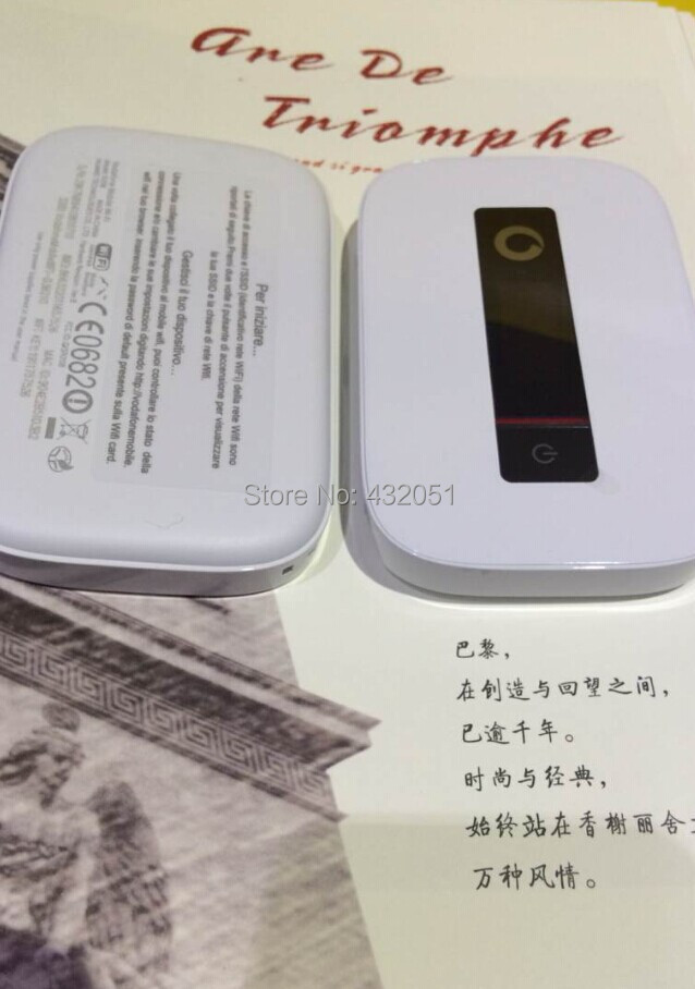 ФОТО Unlocked Huawei  Vodafone R208 42Mbps Wireless Wifi Router 3G WCDMA Modem