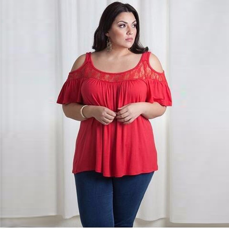 Buy summer women shirt 2016 tops tees for Plus size summer shirts