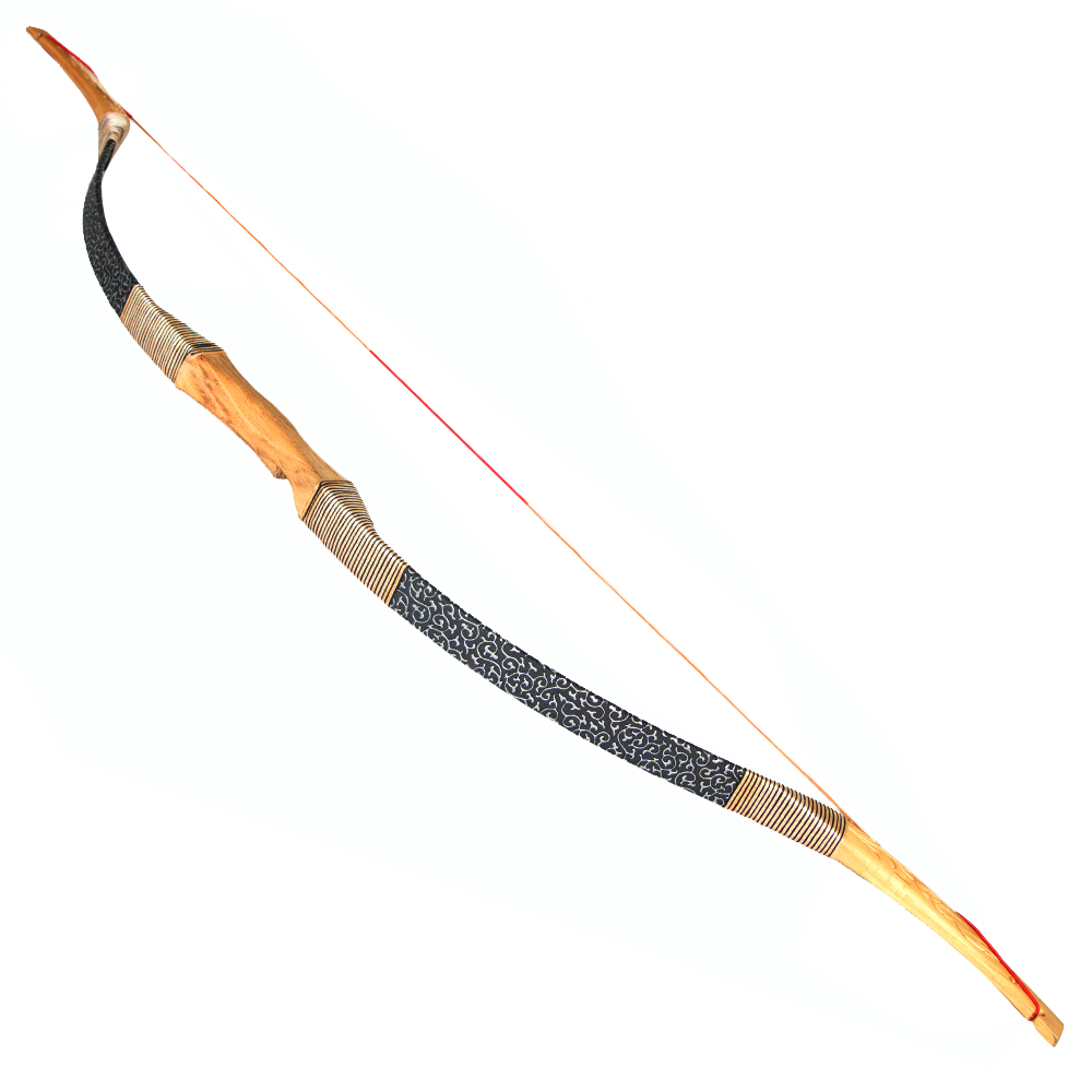 Traditional Recurve Bow Horse Bow Hunting Bow 30-45lbs