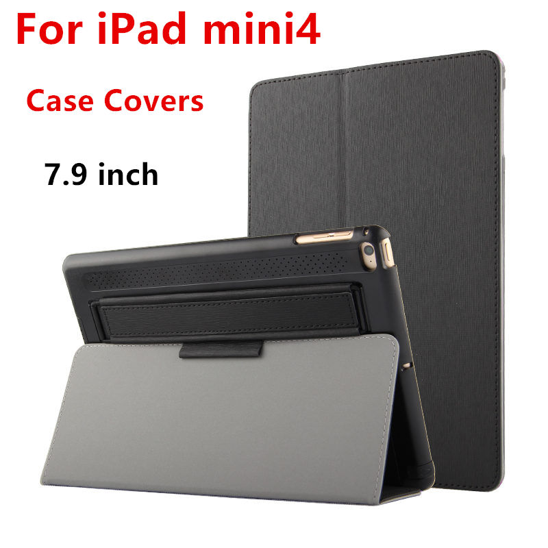 Case For Apple iPad mini 4 Case Smart cover With Stand Card Leather Protective Tablet For ipad mini4 7.9 Cases Protector Covers термопаста deepcool z5 шприц 3гр