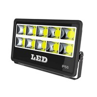 LED Floodlight 50W 100W 150W 200W 300W 400W 500W Led Flood Light Spotlight Outdoor IP65 Outdoor Wall Lamp Flood Light Led