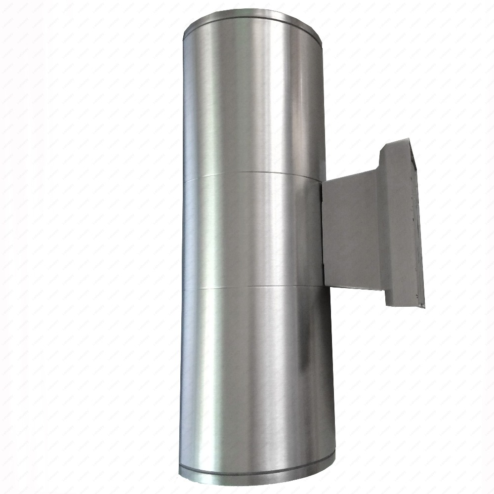 compare prices on exterior sconce online shoppingbuy low price  - ww led exterior wall sconces updown light basement patio gatestainless lamp