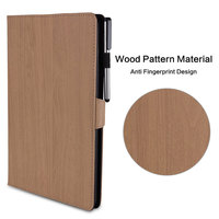 protective pu leather TPU Tablets Case For iPad 9.7 2017 2018 Wood Pattern Design Protective Cover PU Leather Tablet Case For iPad 9.7 iPad 2018 Case (3)