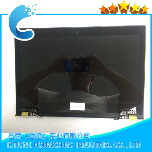 High Quality For Asus zeenbook UX302 UX302LG UX302L UX302LA LCD Display Panel Touch Screen Digitizer Glass