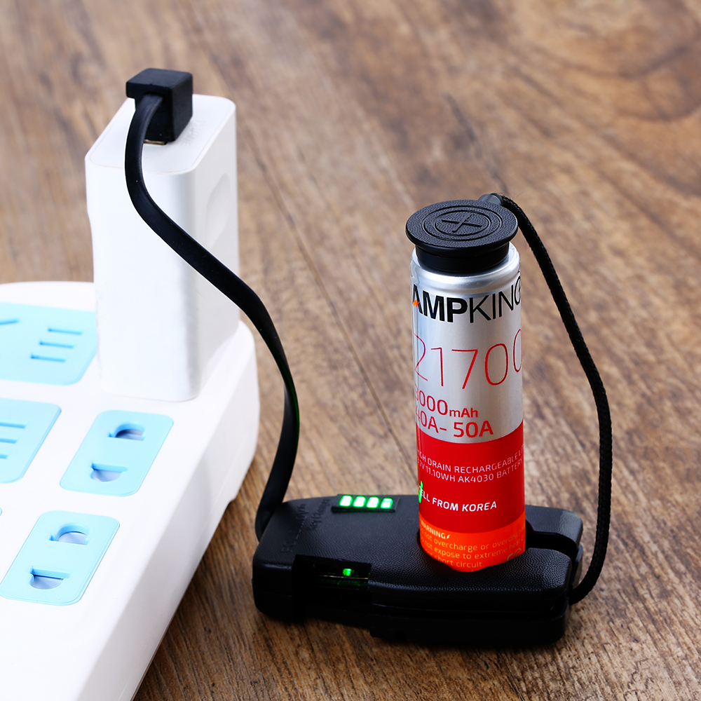 Folomov Key Portable Smart Charger 2A Magnetic USB Charging Battery Phone Power Bank For Li on