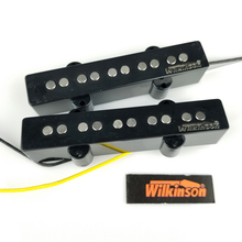 Wilkinson Vintage Style 5 string JB electric bass pickups five jazz WBJ5N+WBJ5B Made in Korea
