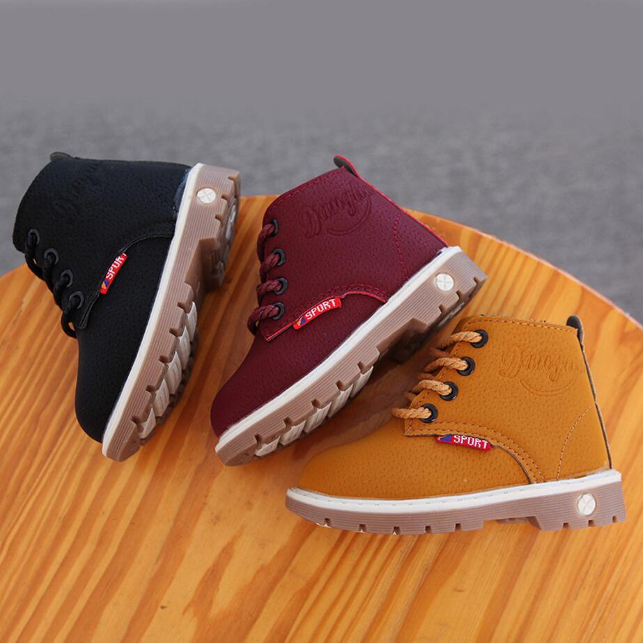US $7.76 20% OFF|KAKABBYII Mädchen Stiefel Kinder Schuhe Neue Jungen Einzigen Stiefel Europa Freizeitschuhe Mode Martin Gummistiefel Baby Regen Größe