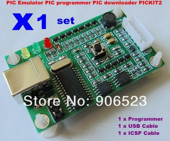 PIC programmer PIC simulator PICKIT2 PIC downloader