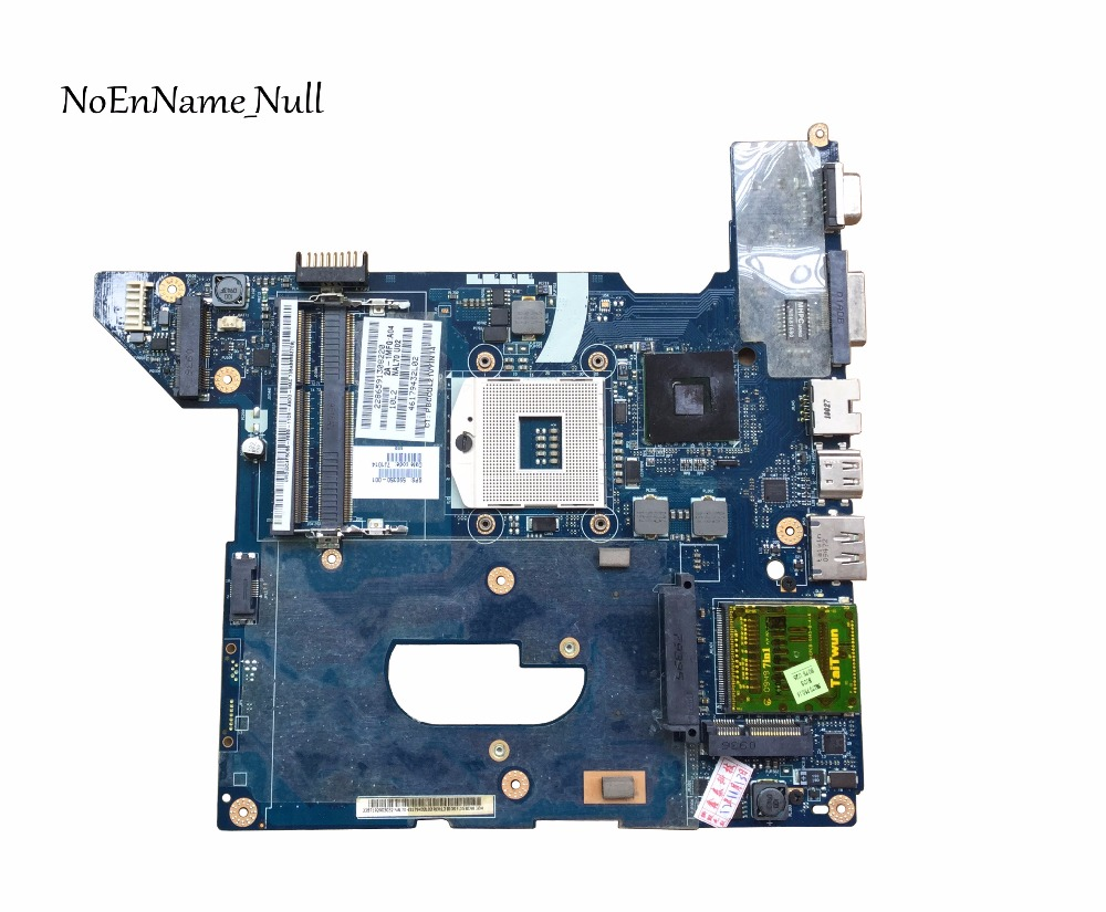 590350-001 Free Shipping NAL70 LA-4106P For HP Pavilion DV4 DV4-2000 Laptop Motherboard HM55 Graphics DDR3