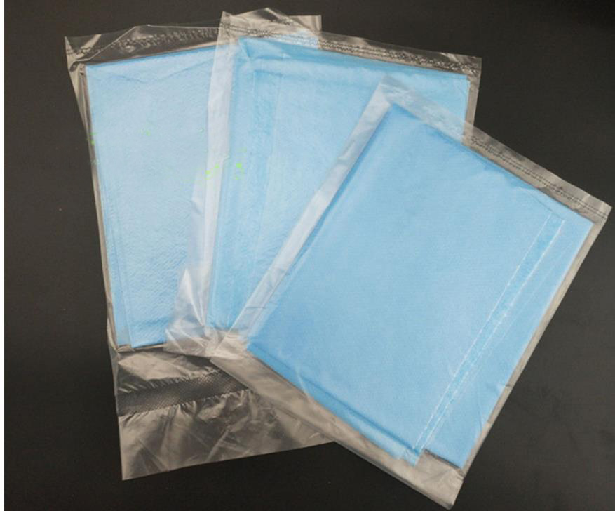 20pcs 80X100cm Medical Sterilization Individually Package Sheets,Hospital, Clinic Disposable Sterile Mat, Cover.