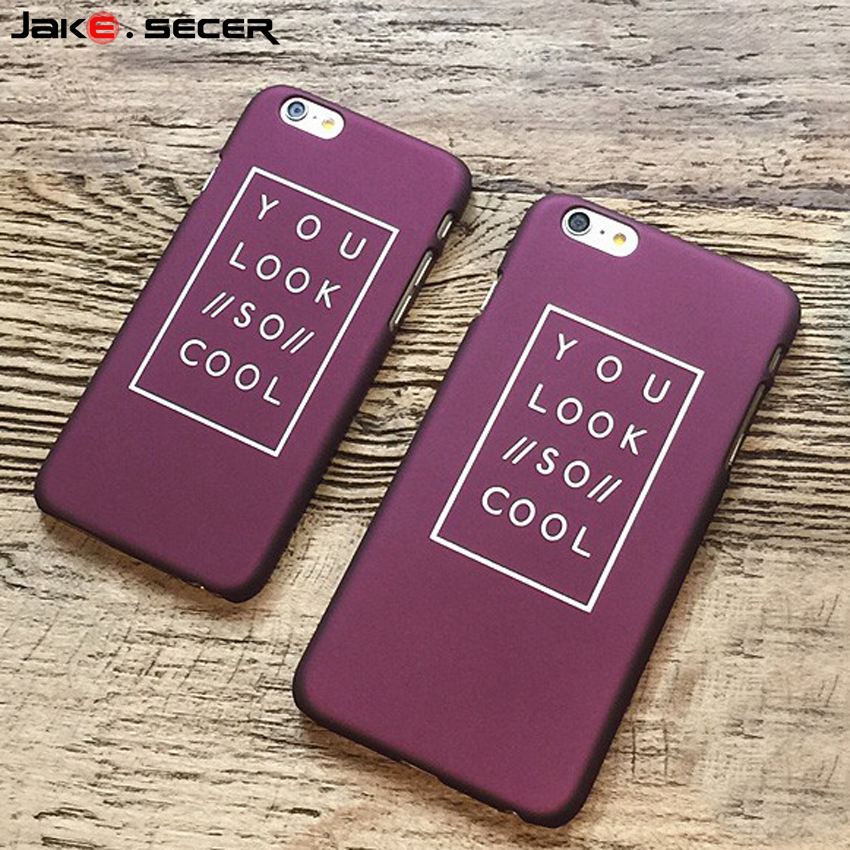Coque cubierta para iphone 6 5 s case accesorios del teléfono móvil de lujo fund